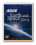ASCE Earth and Space 2014 Conference Program